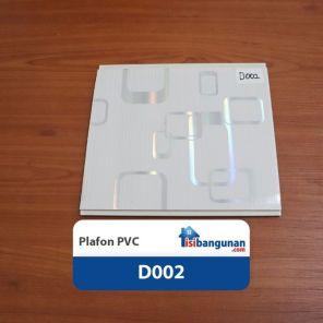 Plafon PVC - D002