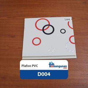 Plafon PVC - D004