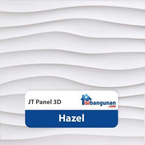JT Panel 3D PVC - Hazel