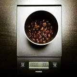 コーヒー豆#コーヒー豆#HARIO#スケール (by Instagram)