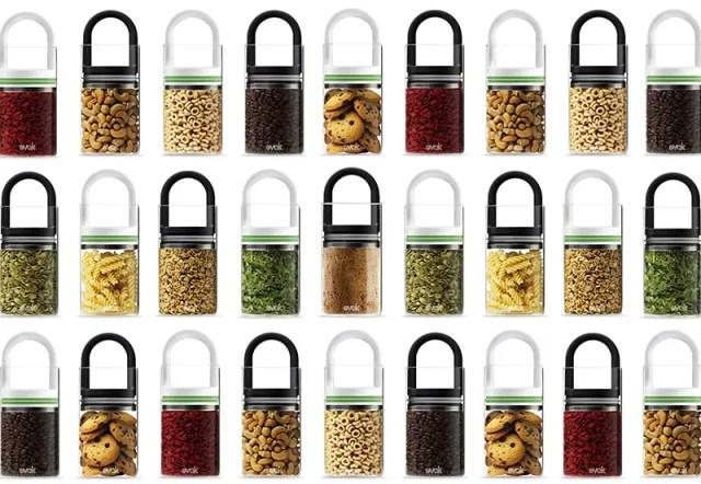 EVAK food storage