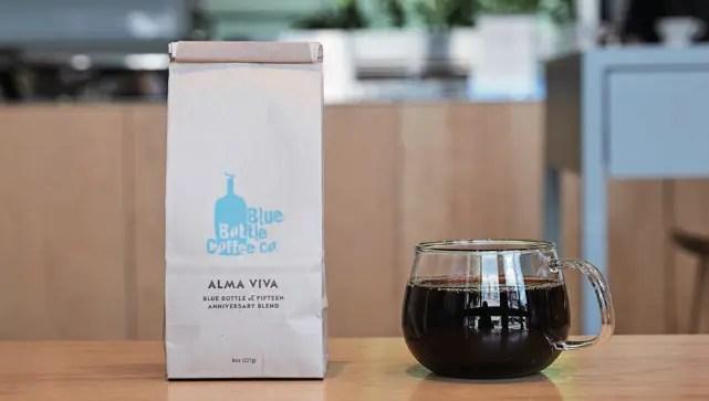 ブレンドコーヒー豆:ALMA VIVA