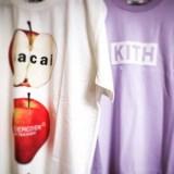 秋だけどTシャツが増えていきます。 (by Instagram)