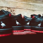 "SB DUNK LOW ""BLACK PIGEON"""