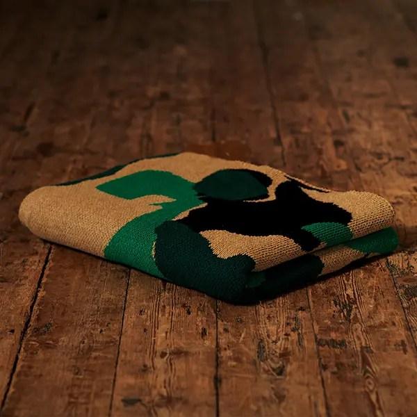 オリジナル毛布