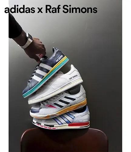 adidas × ラフシモンズ