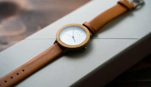 ついに上陸。海外で評判の『MAM originals』木製腕時計をさっそくレビュー!