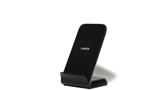 ケースをつけたまま急速充電。iPhoneのスタンド型ワイヤレス充電器が超便利だった話。