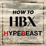 『HBX』オンライン通販の買い方と関税・送料を解説!日本へ発送もOK!