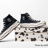 盛れる厚底のCT70登場!【BRAIN DEAD x CONVERSE CT70 (DSM Black)】レビュー!