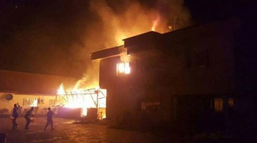 Fire-lagos-family of four-isimbidotv