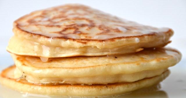 Layer Cake Pancakes