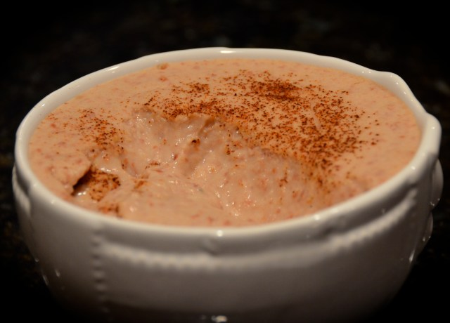 Red And White Hummus