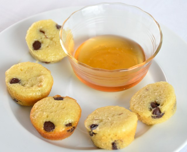 Mini Maple Chocolate Chip Pancake Muffins