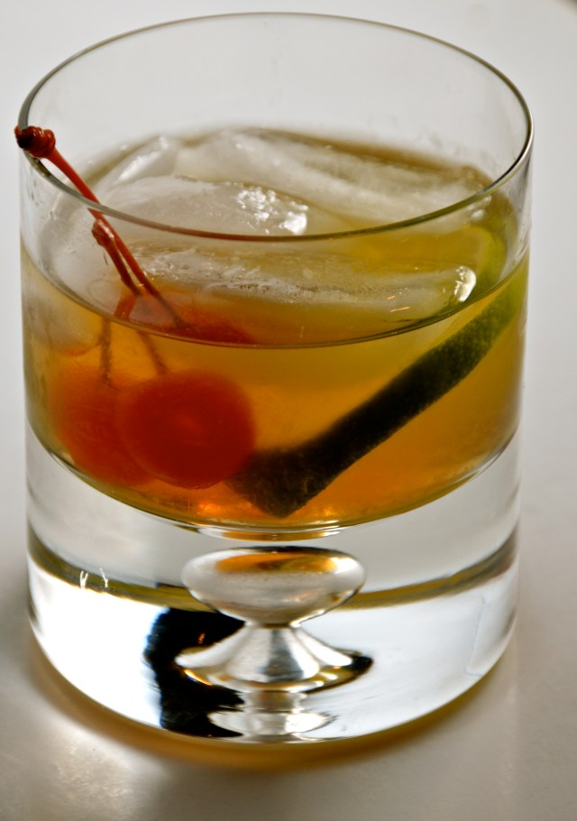 Anticuado: Mexican Old Fashioned Cocktail