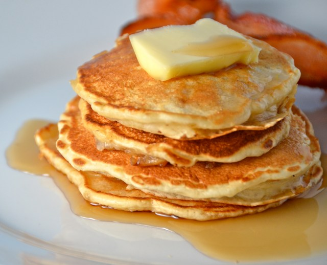 Brown Sugar Pancakes