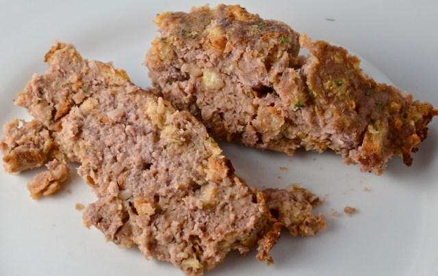 Secret Ingredient Meatloaf
