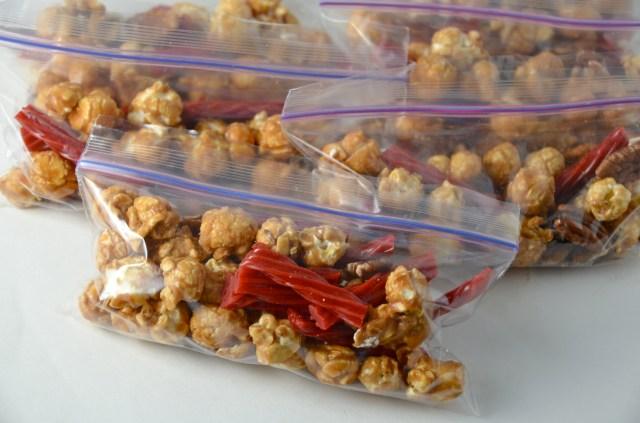 Twizzlers-Caramel Corn Snack Mix