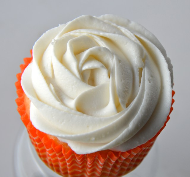 The Best White Cupcakes