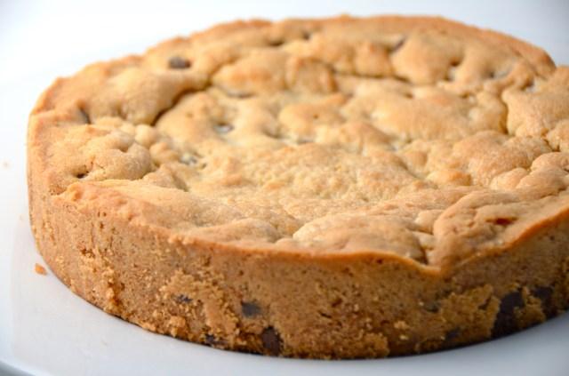 Chocolate Chip Cookie Dough I Cake