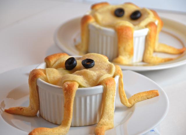 Tentacle Pot Pies