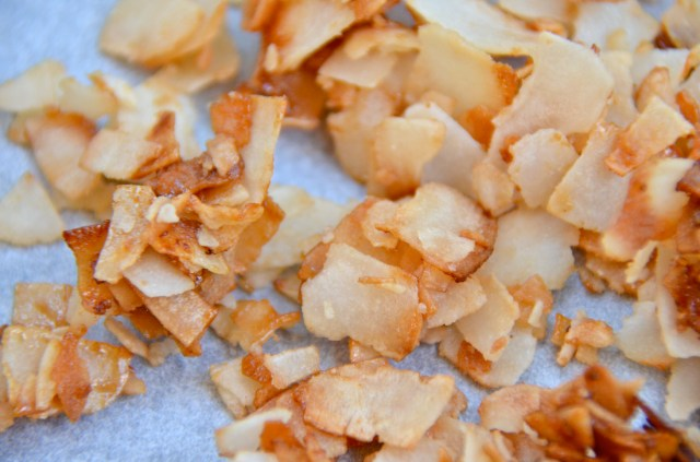 Candied Coconut