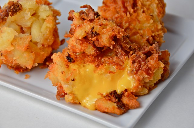 Mac And Cheese Bombs