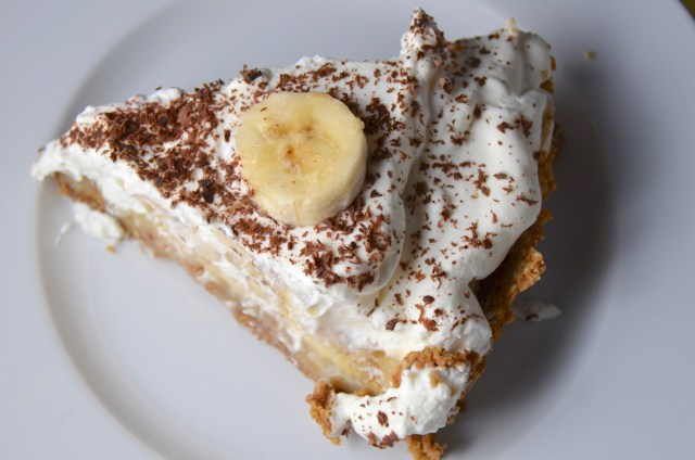 Best Ever Banoffee Pie