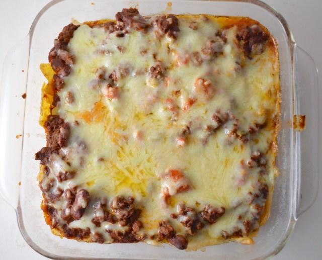 Fiesta Taco Bake