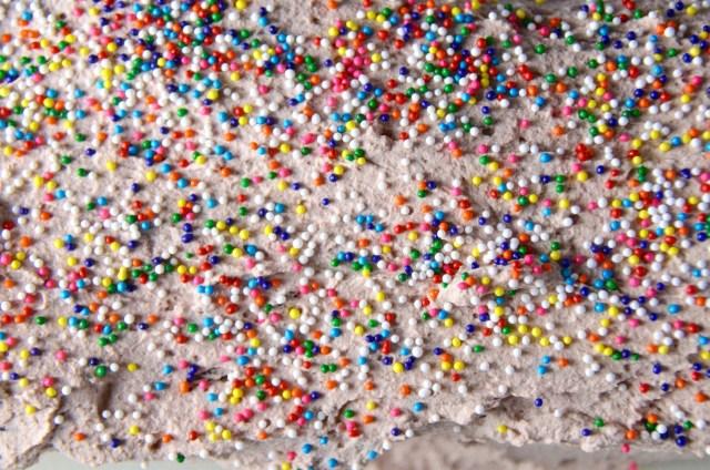 Chocolate Wafer Ice Box Cake