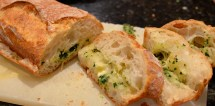 Mustard-roasted Fish With Parmesan-roasted Broccoli And