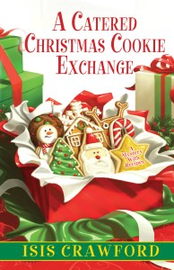 A Catered Chritmas cookie Xchange HC