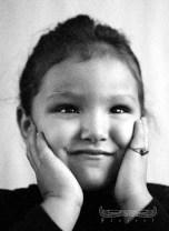 Alicia Segura as Audrey Hepburn
