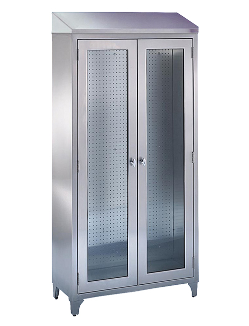 Medical Storage Systems Cabinet with PEG BOARD interior