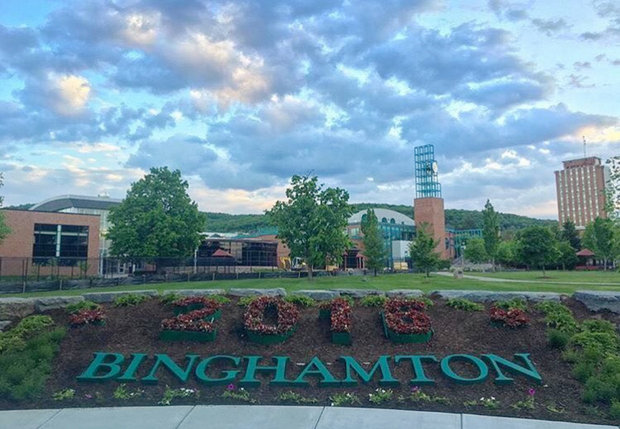 Binghamton University Wants To Stop White People