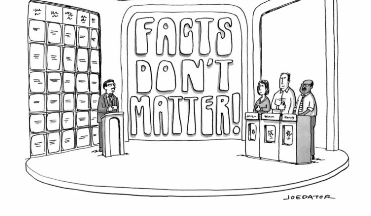 Facts Don't Matter