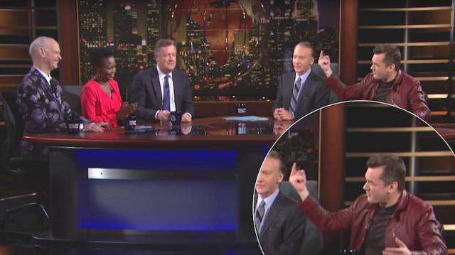 """""""Liberals Will Continue to Lose"""" - Bill Maher Backs Booking Milo Yiannopoulos"""