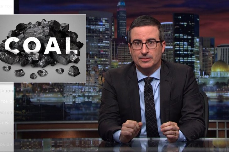 John Oliver's 'Last Week Tonight' Hit With Lawsuit