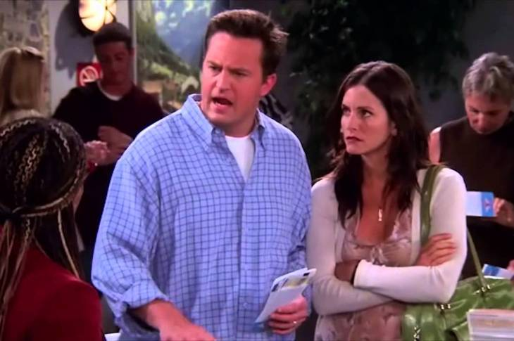 FRIENDS: A Look Back At The Deleted Scenes After 9/11