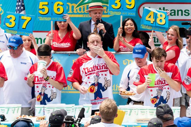 Competitive Eating Contests: Fun Tradition or Insensitive Activity?