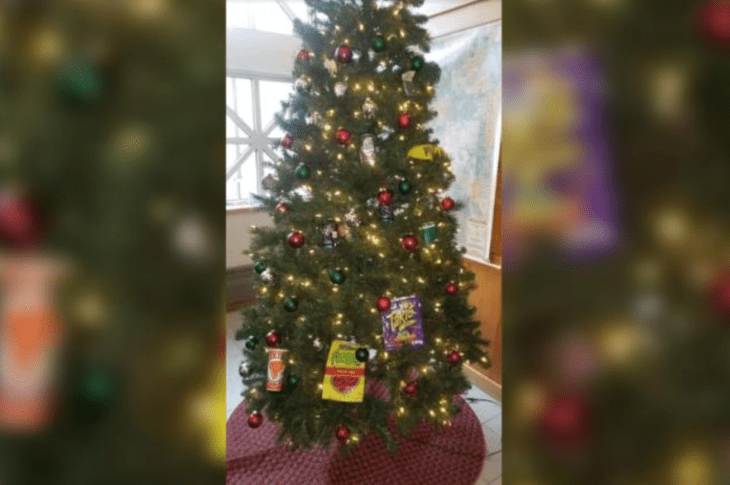 Minneapolis Police Officers On Leave After Decorating Tree With 'Racist' Ornaments