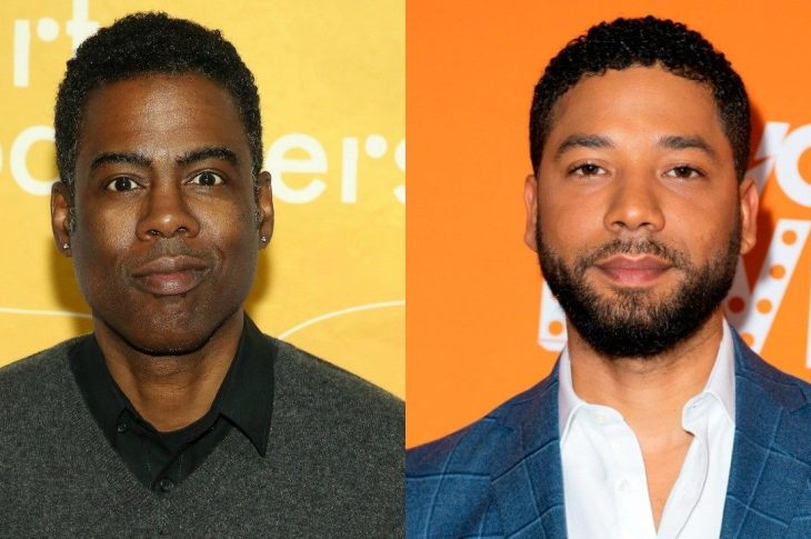 Chris Rock Roasts Jussie Smollett at NAACP Image Awards