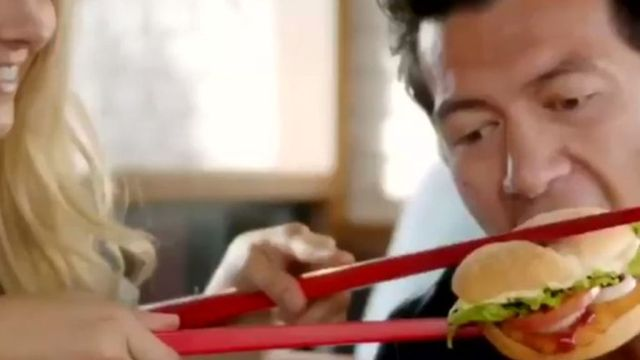 Burger King Pulls Oversized Chopstick Ad After Racism Accusations