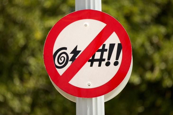 Australia outlaws swearing in public