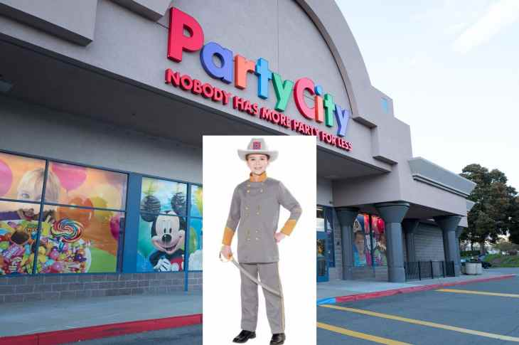Party City Pulls Confederate Costume