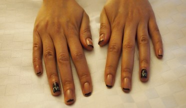 My TVD manicure