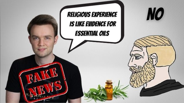 response to genetically modified skeptic on religious experience