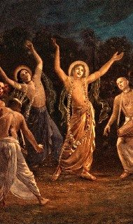 Lord Chaitanya's Dancing, Vulnerability and Escapism