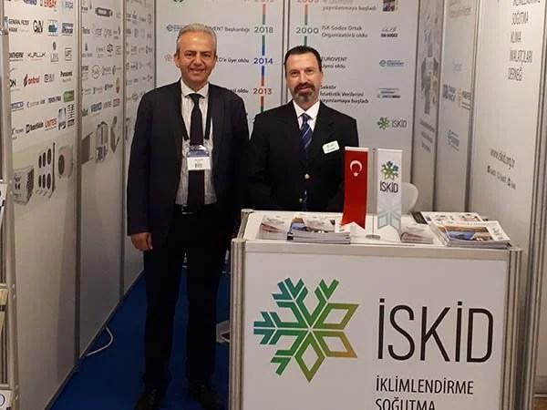 İSKİD, 14.Türk Tesisat Mühendisleri Kongresi ve Teskon