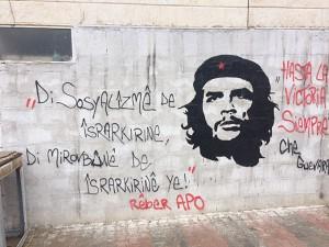 Che Guevara i`n Rojava
